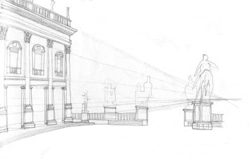 Rome Sketches